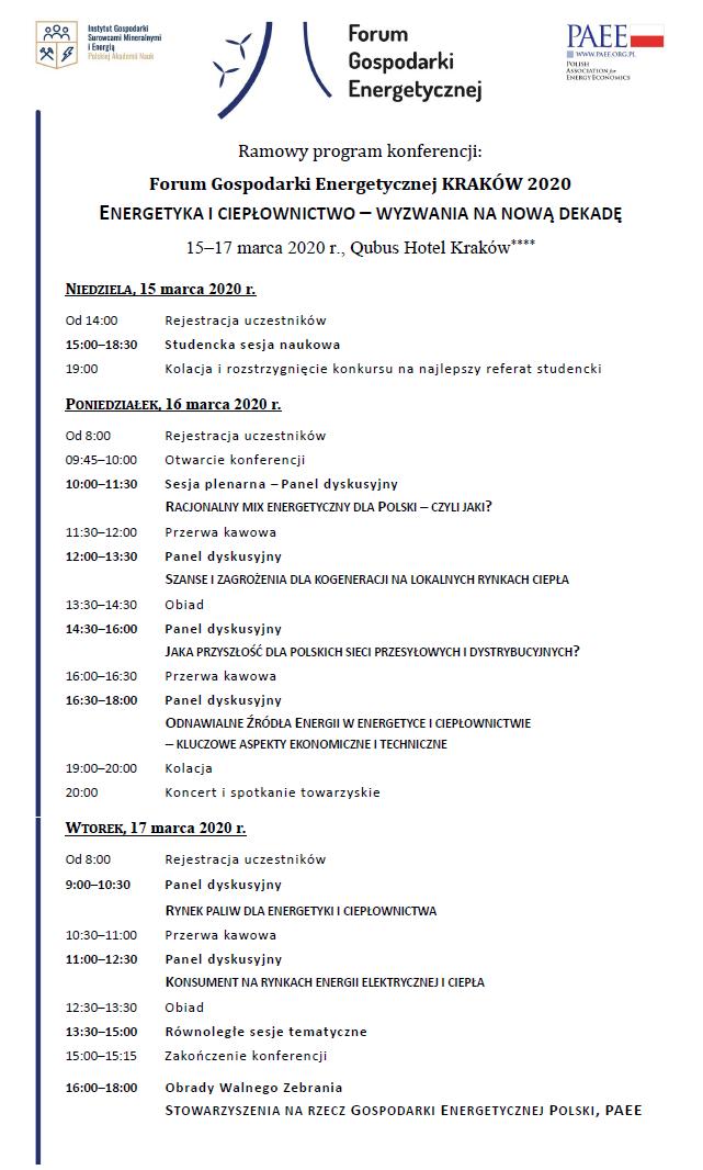 program 2020
